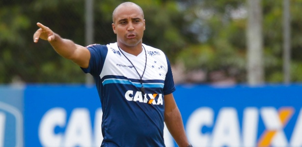 Deivid Ex Cruzeiro E O Novo Tecnico Do Criciuma Mercado Do Futebol