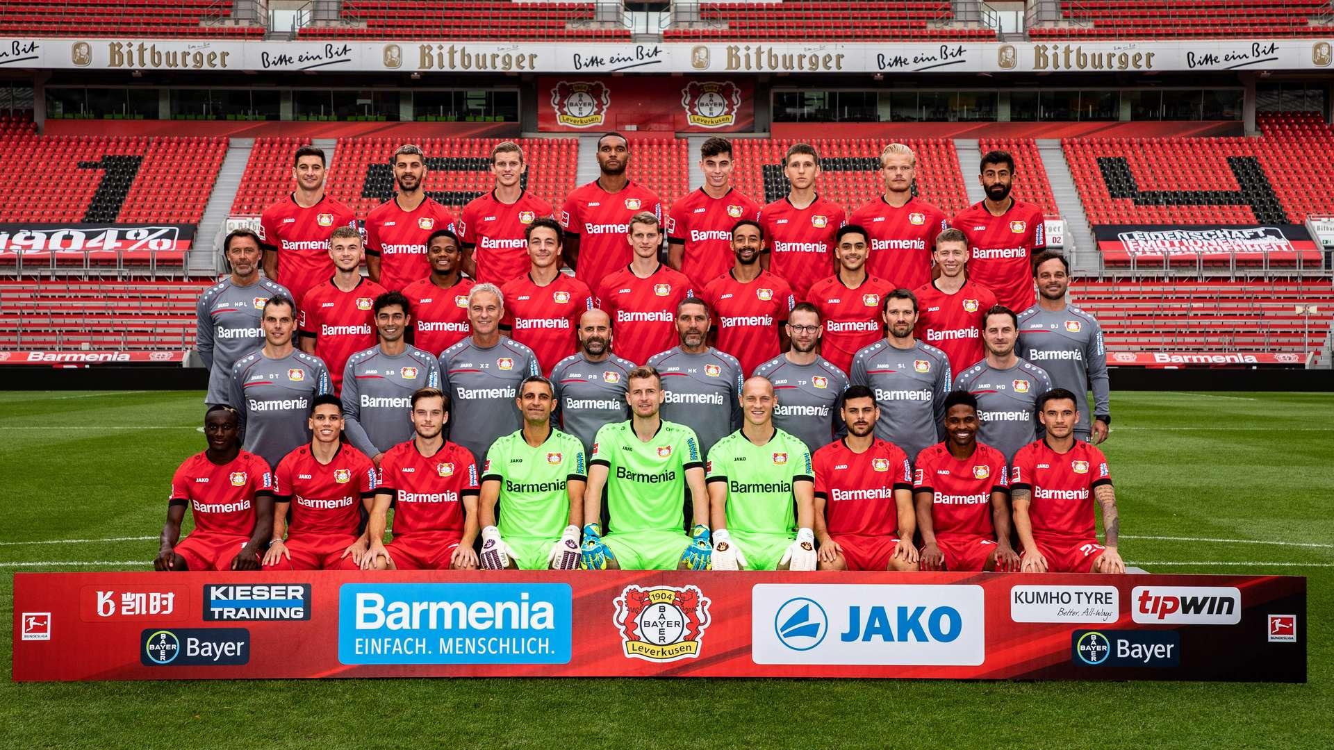 Bayern Leverkusen 2021