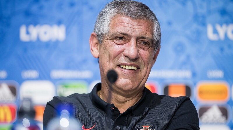 Federação portuguesa renova com Fernando Santos
