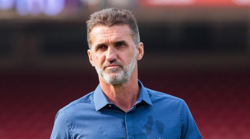 Vagner Mancini é o novo técnico do Atlético Goianiense