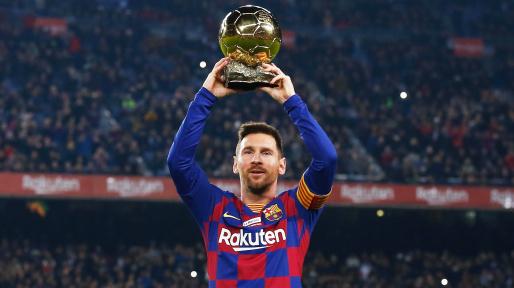 Messi nunca