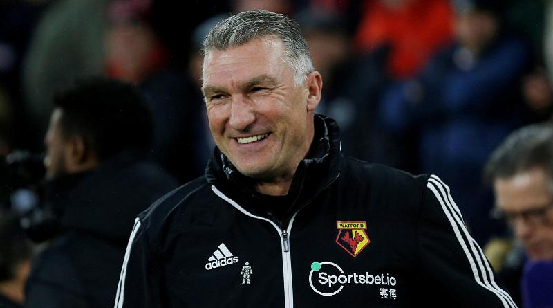 Nigel Pearson não é mais o treinador do Watford