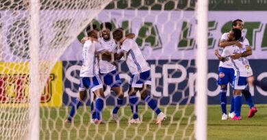 Cruzeiro vence o Guarani em Campinas e fica zerado na tabela