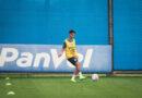 Na tarde deste domingo, Grêmio seguiu cronograma de treinos visando a Libertadores