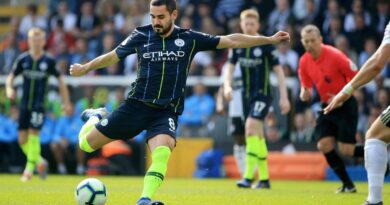 Gundogan Manchester City