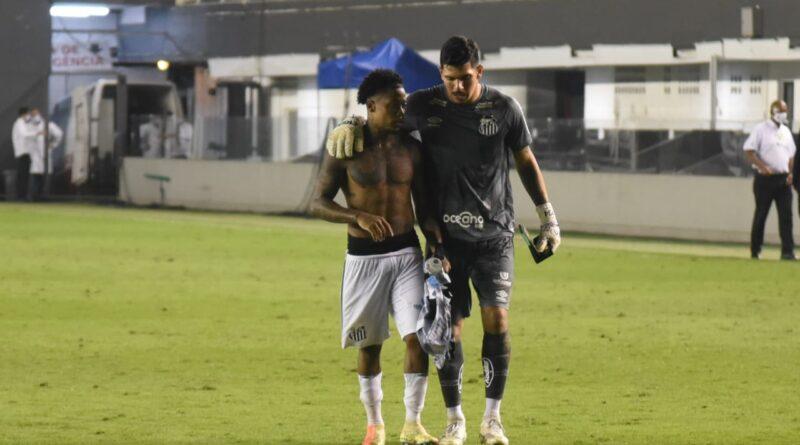 Santos: Marinho e João Paulo