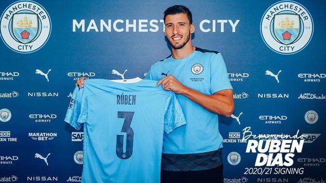 Rúben Dias Manchester City
