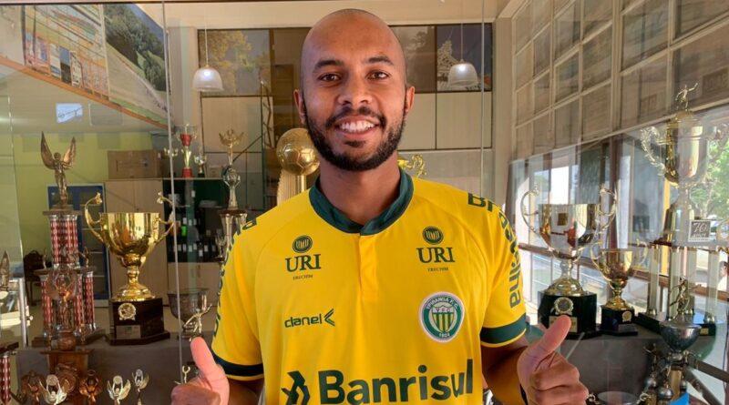 Diego Quirino retorna ao Ypiranga para a sequência do Campeonato Brasileiro Série C.