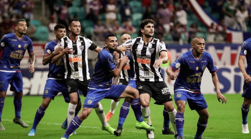 Bahia x Atlético