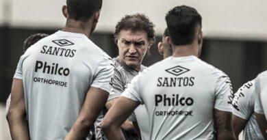 Para o jogo contra o Ceará, Cuca não demonstrou o time titular e tem 6 desfalques