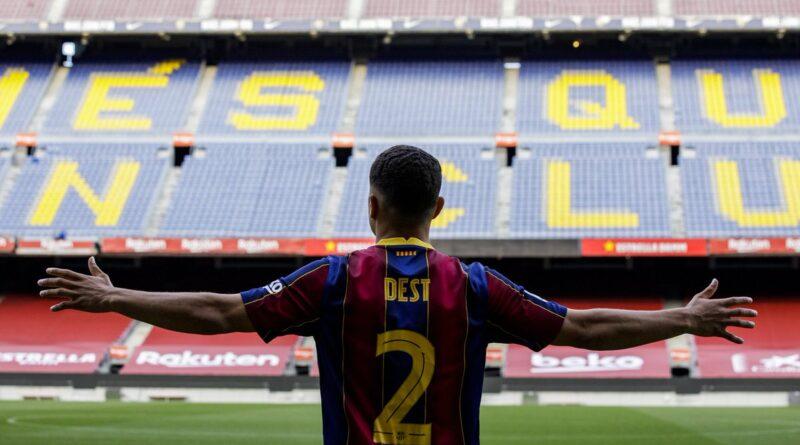 Dest FC Barcelona