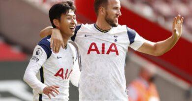 Mourinho divide méritos com Pochettino e se rende a Son e Kane