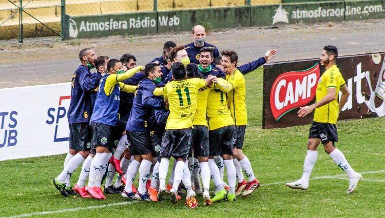 Ypiranga termina 1º turno com a terceira melhor campanha da Série C