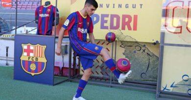 Pedri foi oferecido ao Real Madrid antes de fechar com o Barcelona