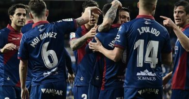 Cinco jogadores do Huesca foram formados no Real Madrid