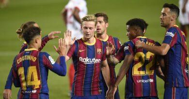 Tensão em Barcelona: jogadores não compareceram a reunião de negociação de salários