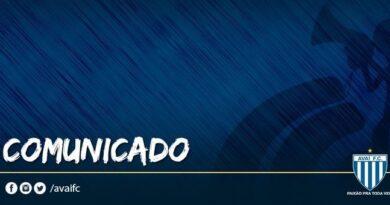 Comunicado oficial sobre as finanças do Avaí Futebol Clube