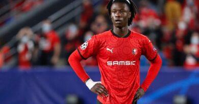 Tottenham prepara oferta de 60 milhões de euros por Camavinga