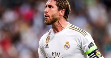 Sergio Ramos fecha contrato com a Adidas após 10 anos com a Nike