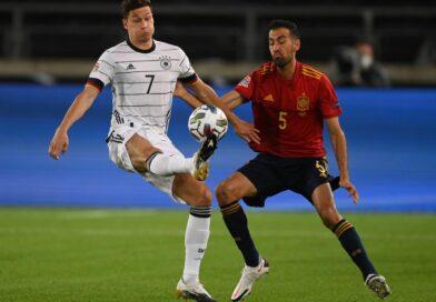 Sergio Busquets se lesiona na seleção espanhola e desfalca Barcelona nos próximos confrontos