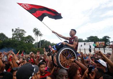 'A Glória Eterna' do Flamengo completa um ano