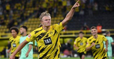 Borussia Dortmund não pretende negociar Haaland
