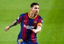 Manchester City vai oferecer projeto de 10 anos a Lionel Messi, afirma jornal