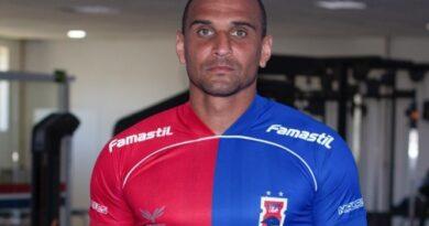 Paraná Clube anuncia a contratação do atacante Bruno Lopes
