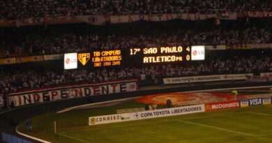 As decisões nacionais da Libertadores