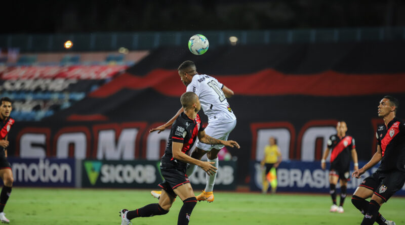 Último jogo entre o Atlético Mineiro e o Atlético-GO