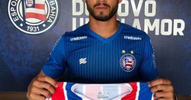Bahia concretiza contrato com zagueiro Gustavo Henrique até dezembro de 2021