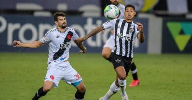 Vasco vence, se afasta do Z4 e deixa Atlético-MG longe do líder