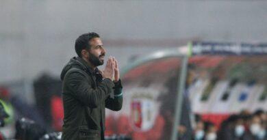 "Rúben Amorim: ""Podíamos ter resolvido o jogo no primeiro tempo"""