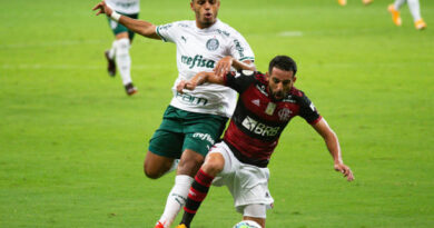 Palmeiras perde jogo e perde chance de encostar no líder