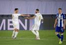 Real Madrid goleia e espanta crise