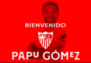 Sevilla anuncia a contratação de Papu Goméz