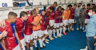 Paraná Clube pode ser rebaixado caso perda para Oeste