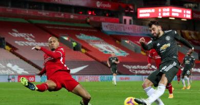 Bruno Fernandes fala das suas expectativas para o confronto contra o Liverpool