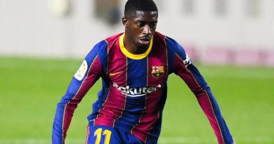 O grande papel secundário de Dembélé no Barcelona