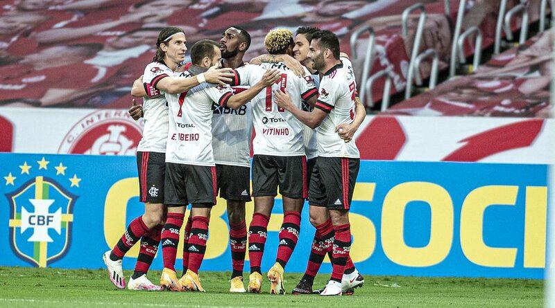 Foto: Marcelo Cortes / Flamengo.