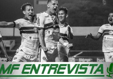 O site MF entrevista o lateral Ângelo Chaves, destaque da base do Coritiba