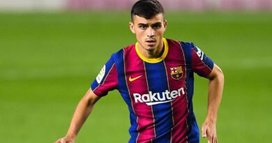 FC Barcelona confirma lesão de Pedri González