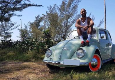Entrevista com Wescley, o atacante da URT apaixonado por carros antigos