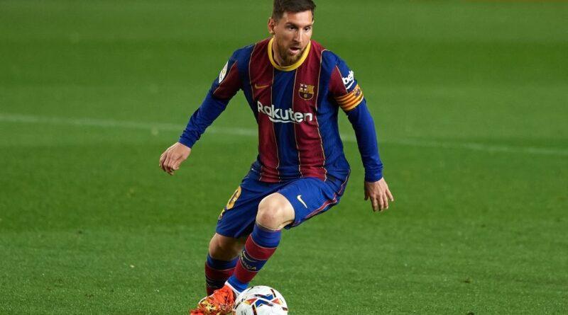 Messi pode desfalcar o Barcelona em decisão contra o Atlético de Madrid