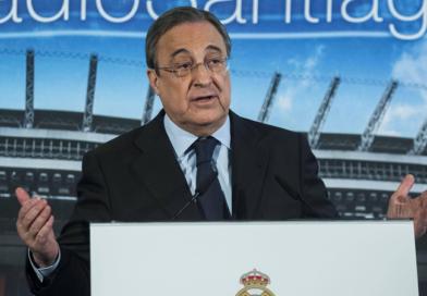 Oficial: Florentino Pérez é reeleito presidente do Real Madrid