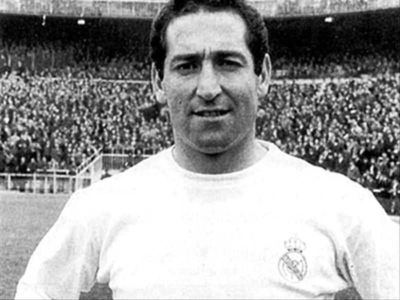 Gento Real Madrid