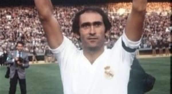 Pirri Real Madrid