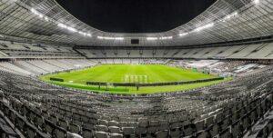 Castelão, palco do jogo. Foto: Reprodução/Instagram/@arenacastelaonews