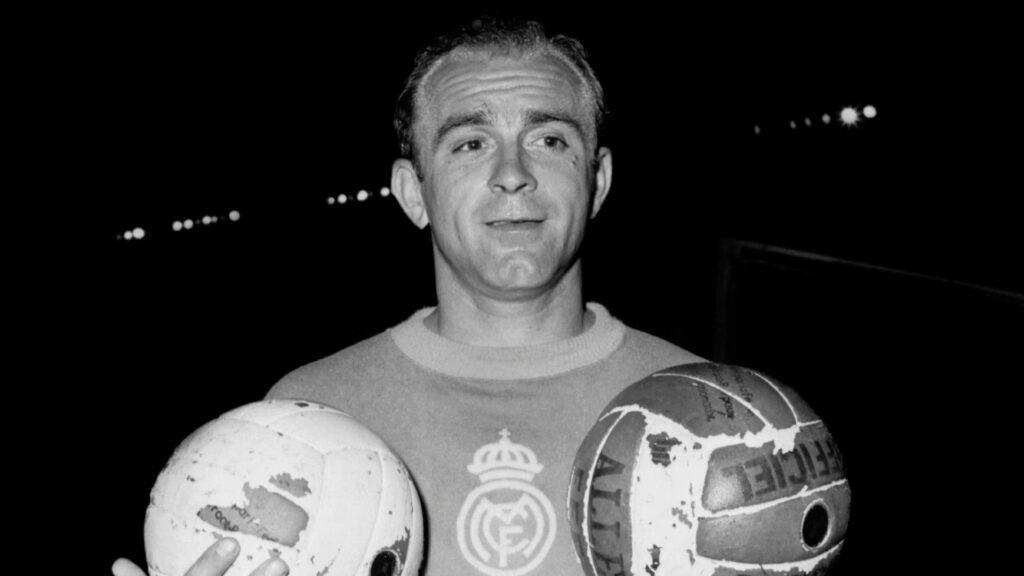 Di Stéfano Real Madrid